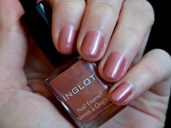 Inglot nail polish 897