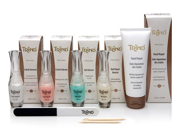 Trind nail products