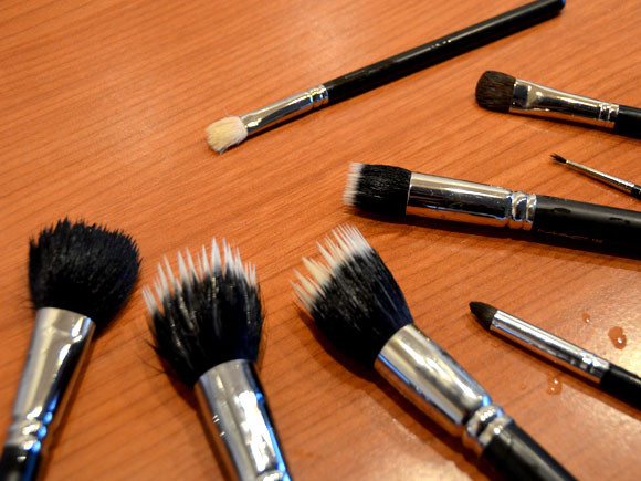 Perfect brushes
