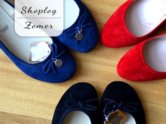 Shoplog: zomer