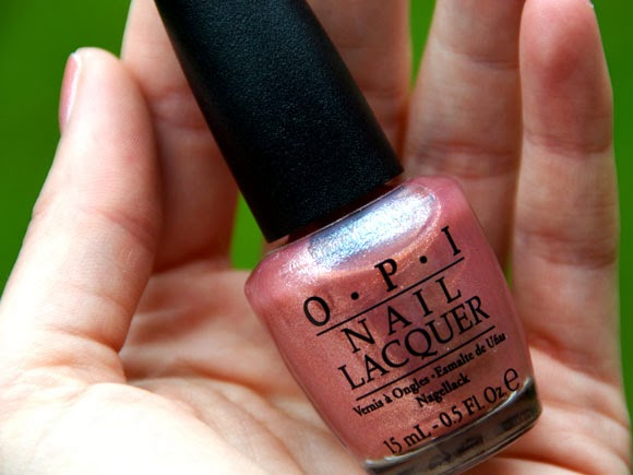 OPI Pink before you leap