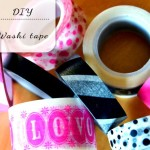 Washi tape DIY ideeën