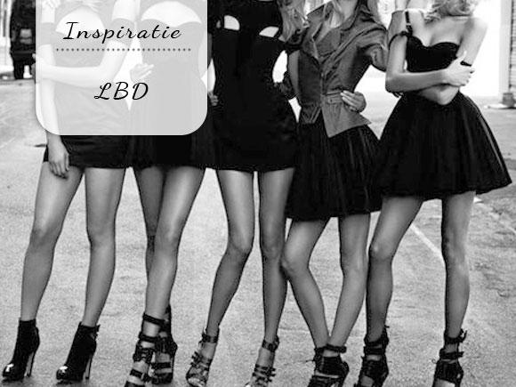 Little Black Dress inspiratie