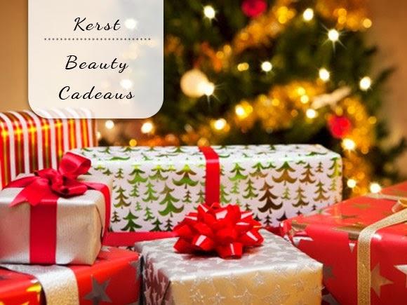 Beauty cadeaus voor kerst