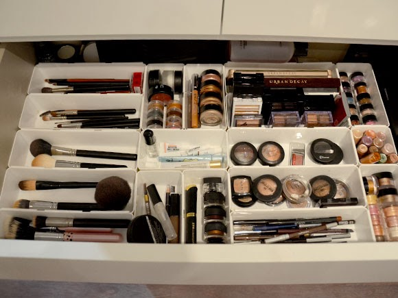 Make Up Kast : Make up kast make up opbergtips the spotlight lifestyle van mijn