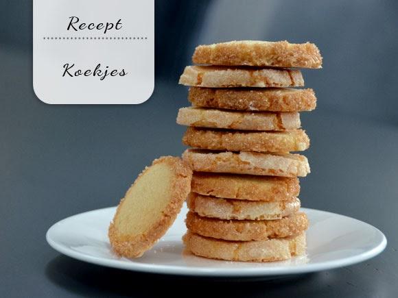 Koekjes met een suikerrandje