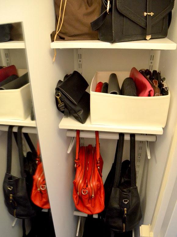 Organiseer je accessoires