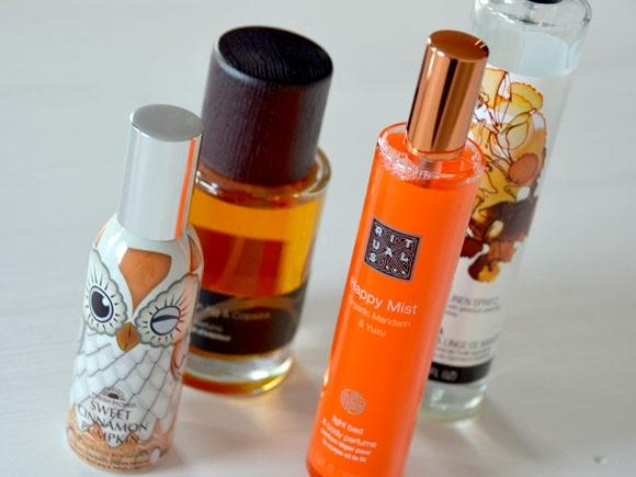 Mijn interieur parfums