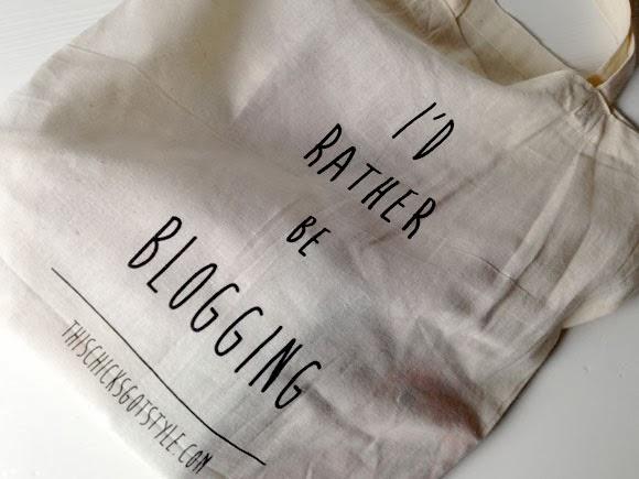 Dagboek: Blog Class Event