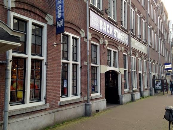 Dagboek: dagje Amsterdam