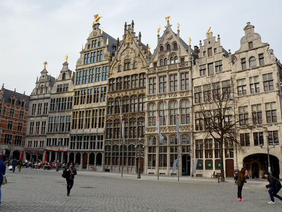 Dagboek: Antwerpen