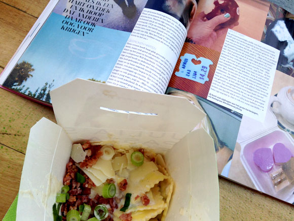 Dagboek: salsa