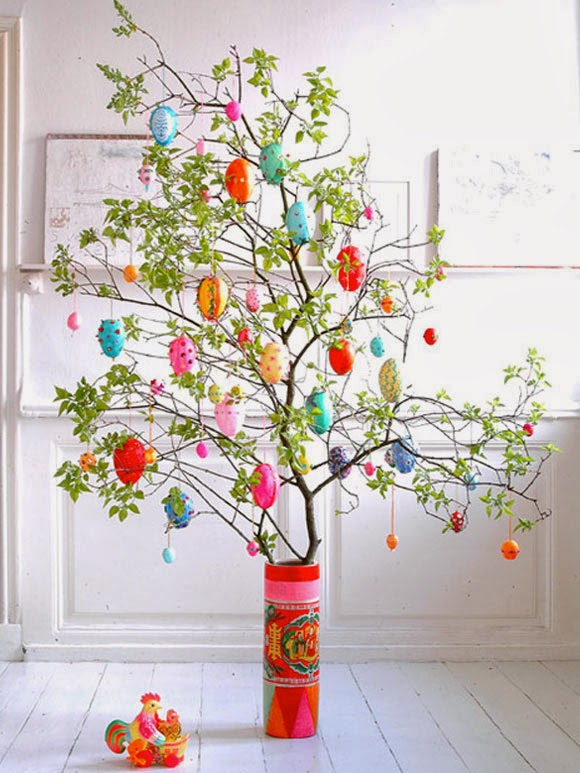 decoratie ideeën voor de lente  my simply special, Meubels Ideeën