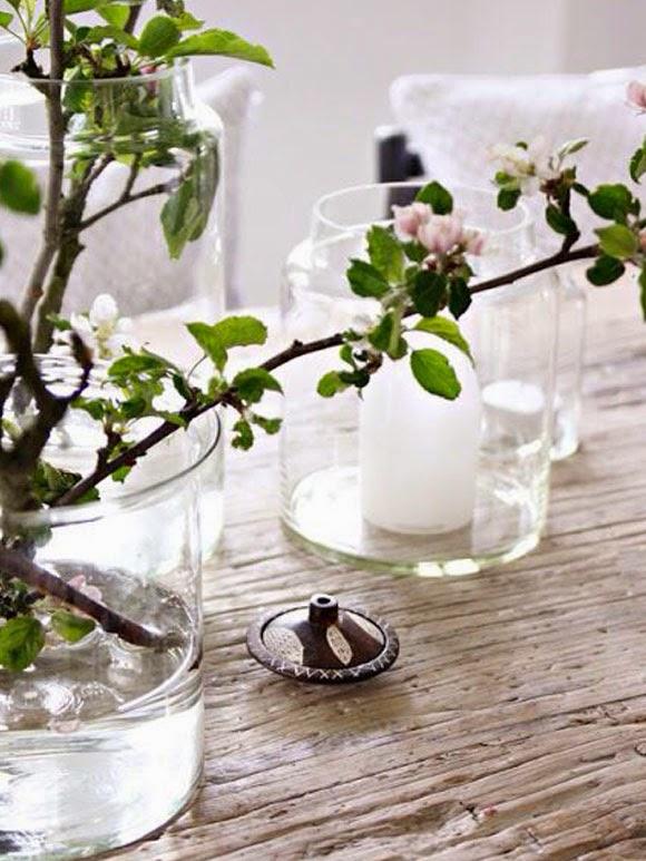 Decoratie idee n voor de lente my simply special - Decoratie badkamer fotos ...