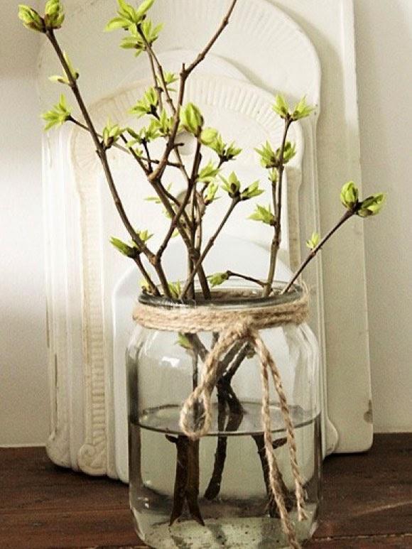 Decoratie idee n voor de lente my simply special - Van deco ideeen ...