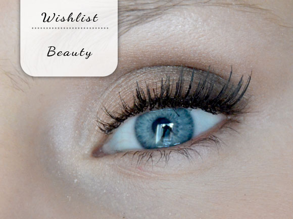 Wishlist: beauty