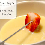 Date Night: chocoladefondue