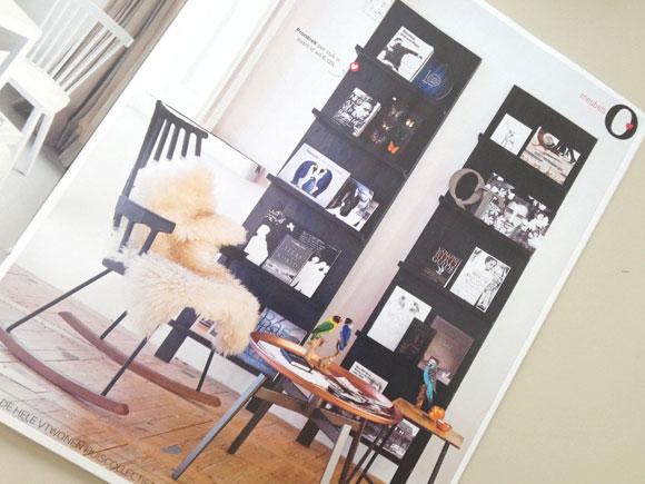 Dagboek: nieuw design!