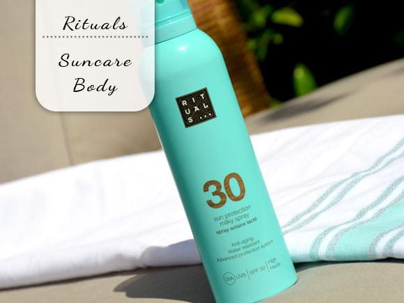 Rituals suncare: body