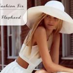 Fashion Fix: zomer flaphoed