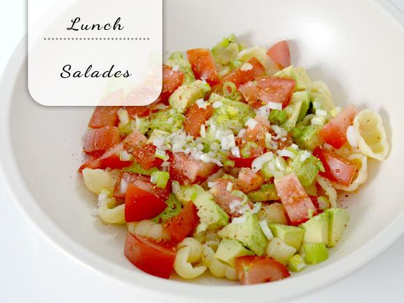 Lekkere lunch salades