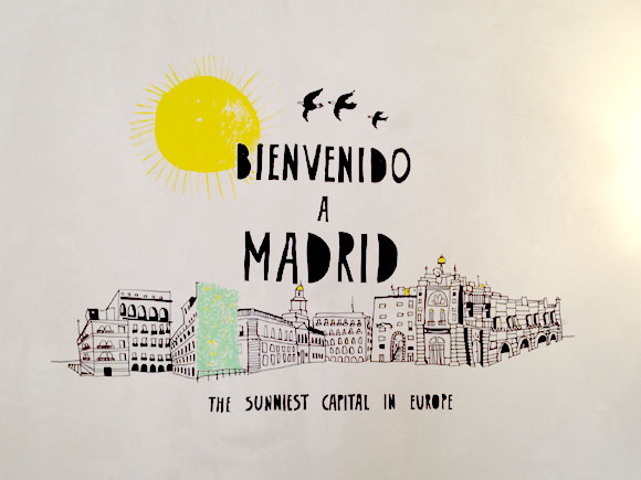 Dagboek: Madrid