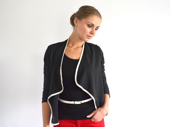 Outfit: 1 jasje & 3 combinaties