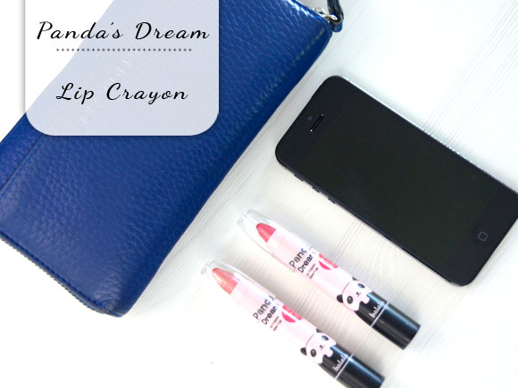 Panda's Dream Lip Crayons
