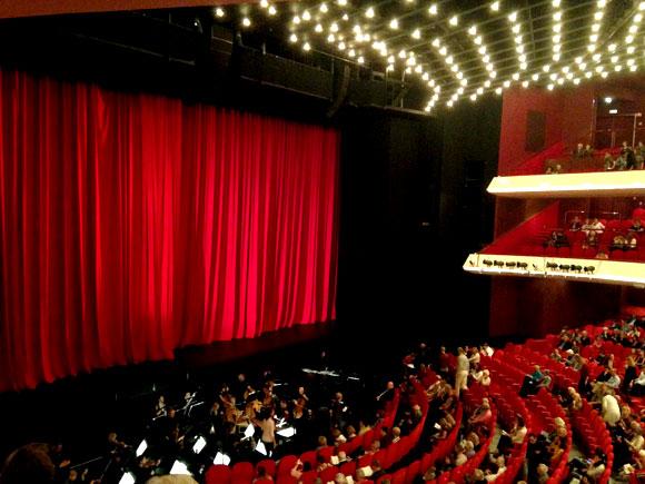 Dagboek: Het Nationale Ballet
