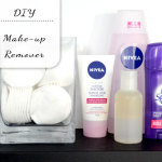 DIY: make-up remover met amandelolie