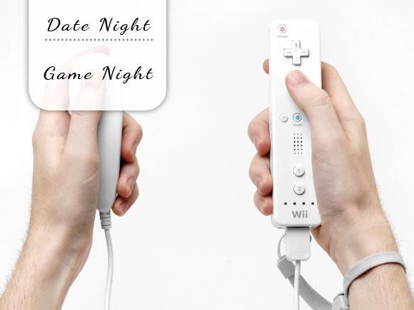 Date night: Game night