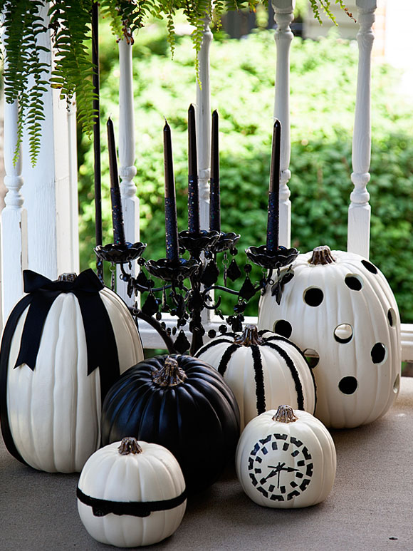 Halloween decoratie inspiratie