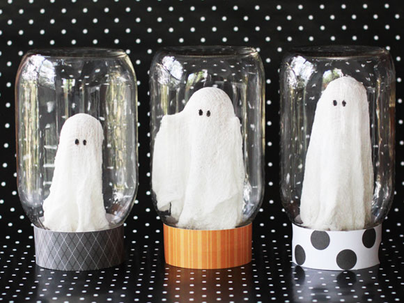 Halloween decoratie inspiratie my simply special - Decoratie voor halloween is jezelf ...