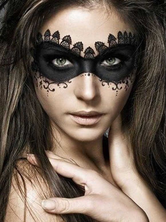 Halloween make up inspiratie  My Simply Special - Make Up Voor Halloween