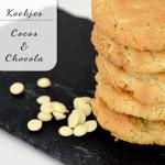 Video: Koekjes met kokos en witte chocolade