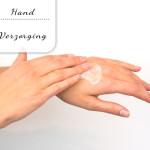 Zachte handen krijg je zo