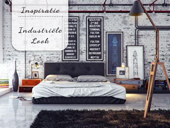 Inspiratie voor een industriële look