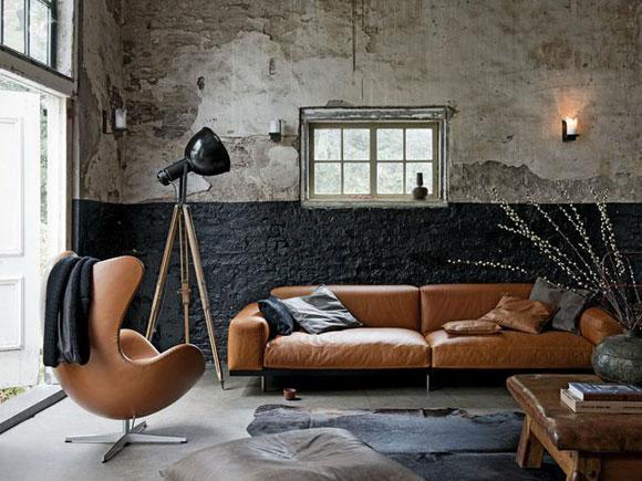 Inspiratie voor een industri le look my simply special for Industriele stijl