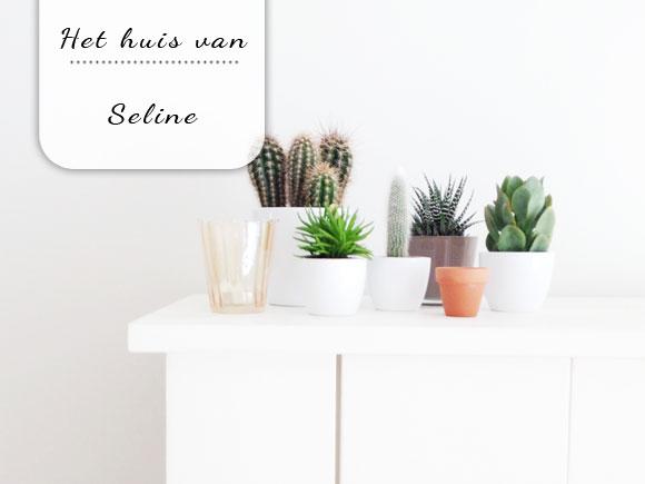 Binnenkijken bij Seline