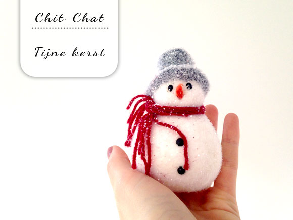 Chit-Chat: Fijne kerst!
