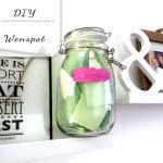 DIY: wenspot
