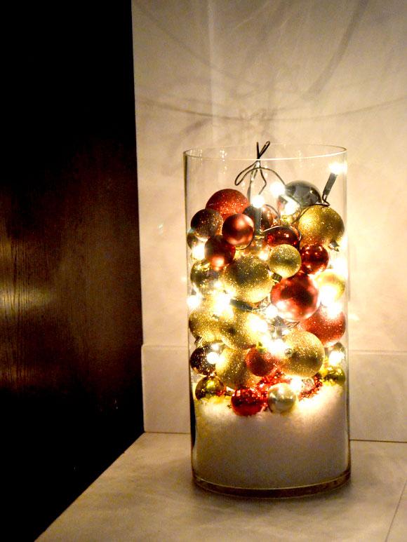 Een kijkje in huis kerst 2014 my simply special for Kerst ideeen voor in huis