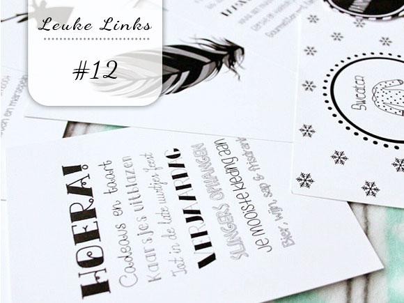 Leuke Links #12