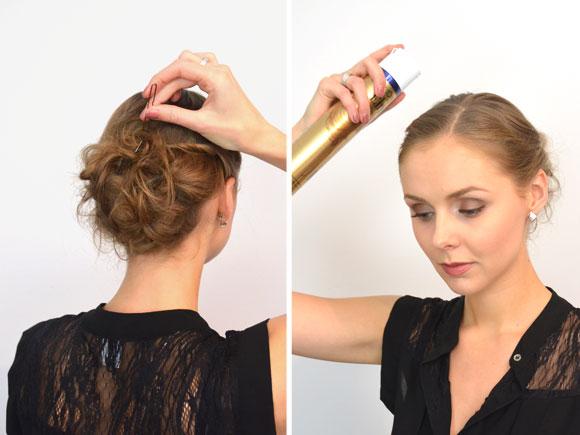Uitzonderlijk Simpel & chique je haar opsteken - My Simply Special @AW03