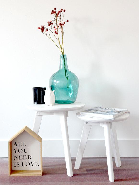 Trend: Huisjes in huis (+ budgettip)