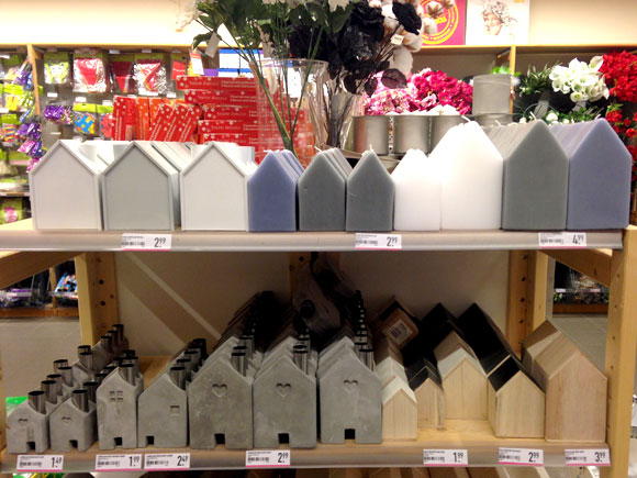 Trend huisjes in huis budgettip my simply special