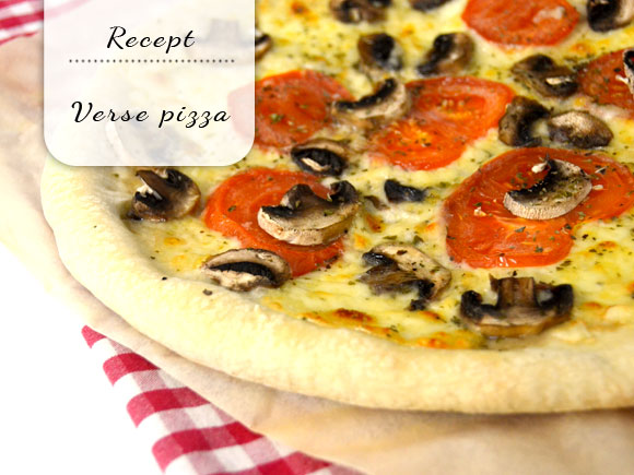 Video: Pizza Funghi