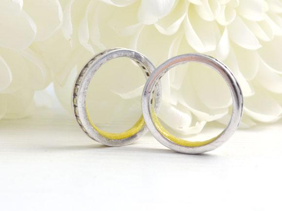 Grote kunststof ringen