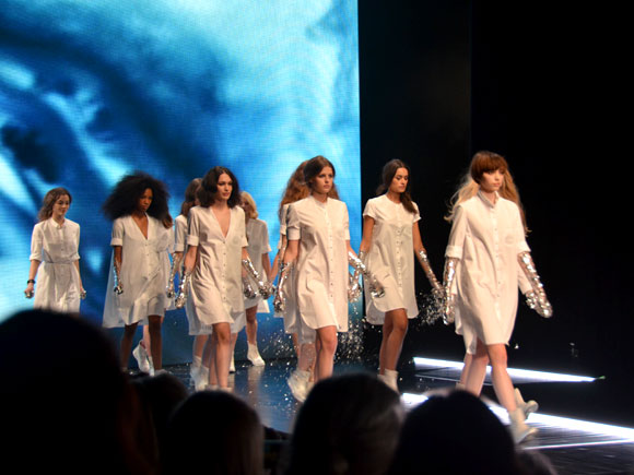 Dagboek: Fashion Week