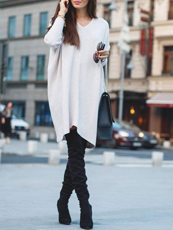 Fashion Fix: Sweater dress